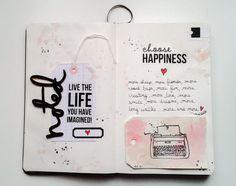 traveler's notebook-art journal