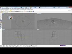 Basic rhino animation recording - YouTube