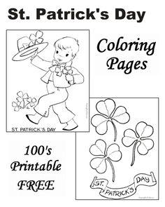 Printable Activities for Kids on