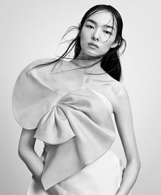 Fei Fei Sun for T Magazine China March 2015 | The Fashionography