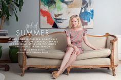 Girl of Summer | The Aesthete