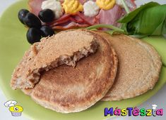 Paleo, Healthy Lifestyle, Food And Drink, Low Carb, Gluten, Bread, Vegan, Breakfast, Recipes