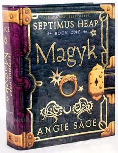 If you are a fan of Harry Potter try the Septimus Heap Series.  I have only read the first 4...