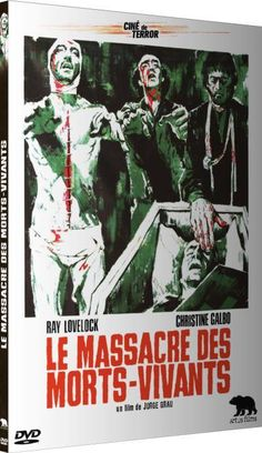 FRENCH DVD RELEASE: Living Dead at Manchester Morgue