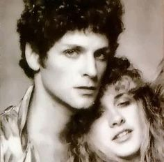 Stevie Nicks and Lindsey
