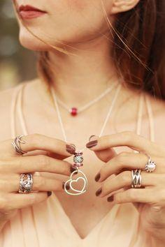FashionCoolture - 15.12.2015 look du jour Pandora jewelry charms bracelets (2)..