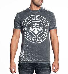 Men's Short Sleeve T-Shirts | Affliction Clothing