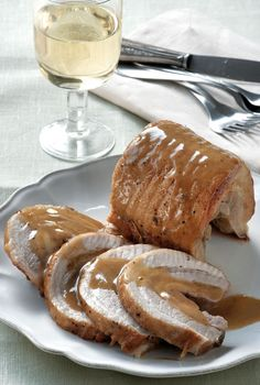 Χοιρινό Archives - Page 2 of 10 - www. Christmas Dishes, Pulled Pork, Baking Recipes, Camembert Cheese, French Toast, Food And Drink, Meat, Cooking, Breakfast