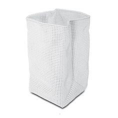 Plastic Weave Laundry Basket #worthynzhomeware wwworthy.co.nz