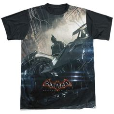 "Checkout our #LicensedGear products FREE SHIPPING + 10% OFF Coupon Code ""Official"" Batman Arkham Knight/into The Night-s/s Adult T- Shirt - Batman Arkham Knight/into The Night-s/s Adult T- Shirt - Price: $24.99. Buy now at https://officiallylicensedgear.com/batman-arkham-knight-into-the-night-s-s-adult-t-shirt-licensed"
