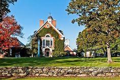 Pomfret School, Pomfret, Connecticut