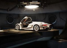 Citroen GT Concept 2008... For more information http://Mofler.com