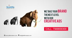 Advertising Agency in Hyderabad and Ad film makers, Scintilla Kreations Pvt Ltd Served 100+ Top Clients in India, 20+ Years' Experience, With  providing Services like Ad Film Makers, Advertising Agency in Hyderabad, Corporate films and Presentations makers, Documentary films, creative graphic design, Walkthrough films and  Media Planning and Buying