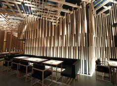 Sake No Hana Restaurant - London http://www.bodosperlein.com/