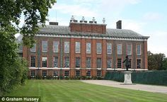 The Duke and Duchess of Cambridge will move into a new apartment in Kensington Palace late next year.