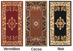 Minuteman 44x22 Jardin Rectangular Hearth Rugs