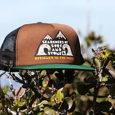 Searchers of surf and stone. New trucker hats in stock for Fall. Designed in the west. Available in stores and online at http://www.hippytree.com/shop/hats.html ‪#‎surfandstone‬