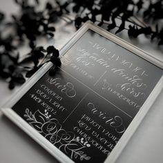 Hand lettered bar menu for your special occasion Wedding 2017, Our Wedding, Wedding Ideas, Bar Menu, Addressing Envelopes, Wedding Calligraphy, Etiquette, How Beautiful, Hand Lettering