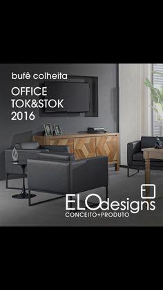 BUFÊ COPHEITA . CAMPANHA OFFICE TOK&STOK 2016 . #LEOvasconcellos + #ELOdesigns + #TOKSTOK