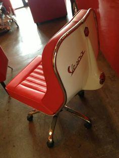 Vespa Chair...