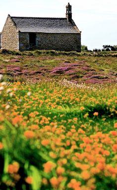 Chapelle Saint Samson, Landunvez, Finistère - Régis Cariou   Finistère Bretagne #myfinistere