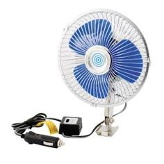 Pro-Lift 6 in. Oscillating Car Fan I-4039 at The Home Depot - Mobile
