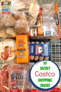 10 Secret Costco Shopping Tricks that you need to take advantage of to get the most savings out of your membership from 5DollarDinners.com
