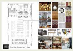 interior design presentation boards - Google Search