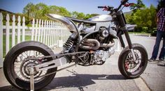 Buell Supermoto Not the biggest fan but this one HELL YEAH!