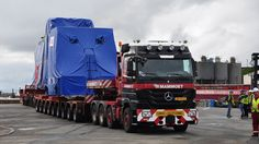 How challenging can be transporting of a Large Power Transformer