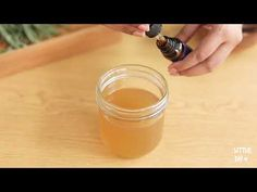 LITTLE DIY - YouTube Herbs For Hair Growth, New Hair Growth, Hair Remedies For Growth, Healthy Hair Growth, Rosemary For Hair, Hair Growing Tips, Grow Thicker Hair, Thick Eyebrows, Fast Hairstyles