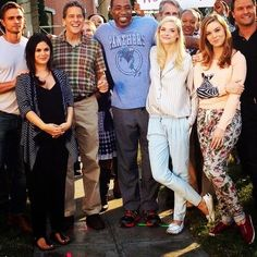 Kaitlyn Black, Jaime King, Wilson Bethel, Rachel Bilson, Scott Porter, Tim Matheson and Cress Williams
