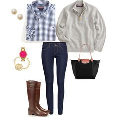 Image result for cute preppy outfits