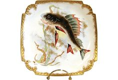 Royal Bonn Fish Plate I