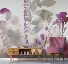 Interior Design Trends Our Predictions Marble Effect Wallpaper, Plain Wallpaper, Geometric Wallpaper, Wall Wallpaper, Interior Design Trends, Interior Ideas, Feature Wall Bedroom, Feature Walls, Mug Design