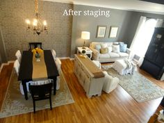 Rachel's Nest: Staging our home - part 2 Decorating Blogs, Interior Decorating, Dusty House, Sell House Fast, Feng Shui Bedroom, Home Staging Tips, Interior Walls, House Rooms, Home Values