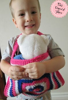 Free Crochet Pattern Doll Carrier : Doll Carrier on Pinterest Baby Dolls, Baby Doll Carrier ...