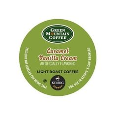 Green Mountain Coffee Caramel Vanilla Cream KCup Portion Pack for Keurig KCup Brewers Pack of 48 * Read more reviews of the product by visiting the link on the image. (This is an affiliate link)