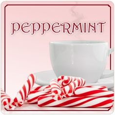 Coffee flavored with sweet candied peppermint is delicious and refreshing.  http://www.veggiesensations.com/products/peppermint-flavored-coffee
