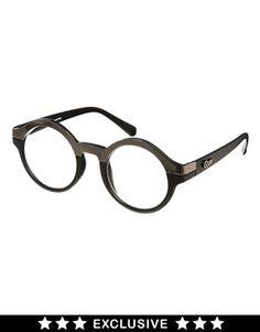 Image 1 ofQuay Exclusive to Asos Ohmi Round Glasses
