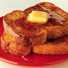 Easy Cinnamon French Toast with Cinnamon Syrup - this special breakfast comes together in just 10 minutes!