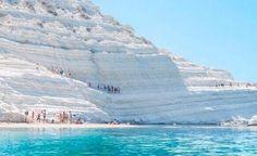 Scala dei Turchi Sicily