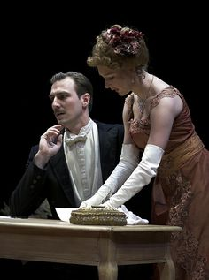 Marc Scheibmeir and Sydney Andrews - An Ideal Husband