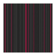 Marcel Wanders Maestro Stripe Black and Red Wallpaper available to buy online. A Black and Red Striped designer Wallpaper at best online price.