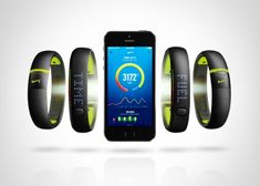 Nike annonce son nouveau bracelet sportif - Maison et Domotique