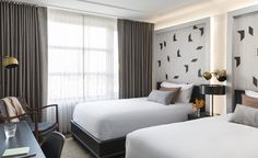 Despite Brooklyn's buzz, travel accommodations in the borough have been mostly confined to mid-market chain names with the odd boutique hotel thrown in. Thankfully, the stylish Argentinean brand Fën Hotels offers a welcome alternative with the openi...