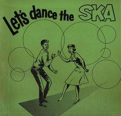 Learning how to ska dance in jamacia