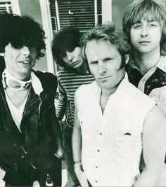 the coolest band ever. the pretenders.