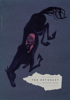 The Revenant ~ Alternative Movie Poster by Maks Bereski Minimal Movie Posters, Minimal Poster, Film Posters, The Revenant, Alternative Movie Posters, Deathstroke, Western Movies, All Movies, Movies Showing