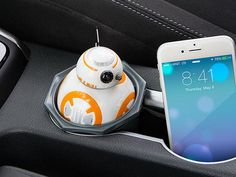 You don't have to be Rey to take BB-8 home with you. The cute droid is now in the form of a helpful car charger ready to juice up your gadgets.